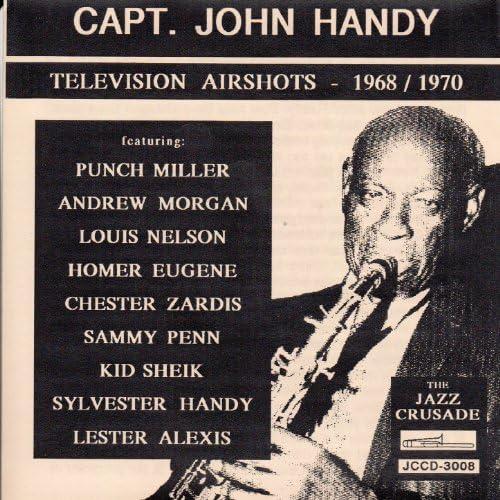 Capt. John Handy