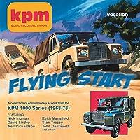 flying start-