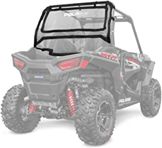 Polaris RZR S4 900 S 1000 Mesh Rear Panel- Black - 2880409