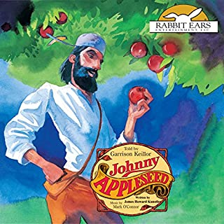 Johnny Appleseed                   By:                                                                                                                                 James Howard Kunstler                               Narrated by:                                                                                                                                 Garrison Keillor                      Length: 24 mins     14 ratings     Overall 3.8