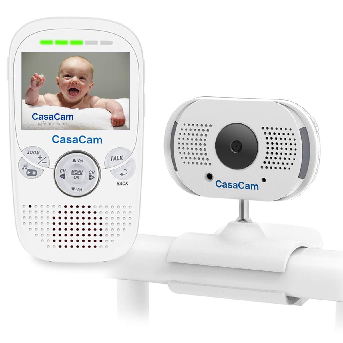 CasaCam BM100 Automatic Temperature Monitoring
