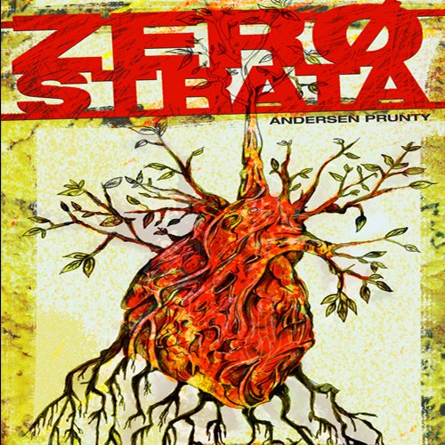 Zerostrata Audiobook By Andersen Prunty cover art