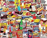 大人のための番号による様々な食品DIYペイント初心者オイルキャンバスアートアクリルリビングホームウォールデコレーション40x50cmフレームレス
