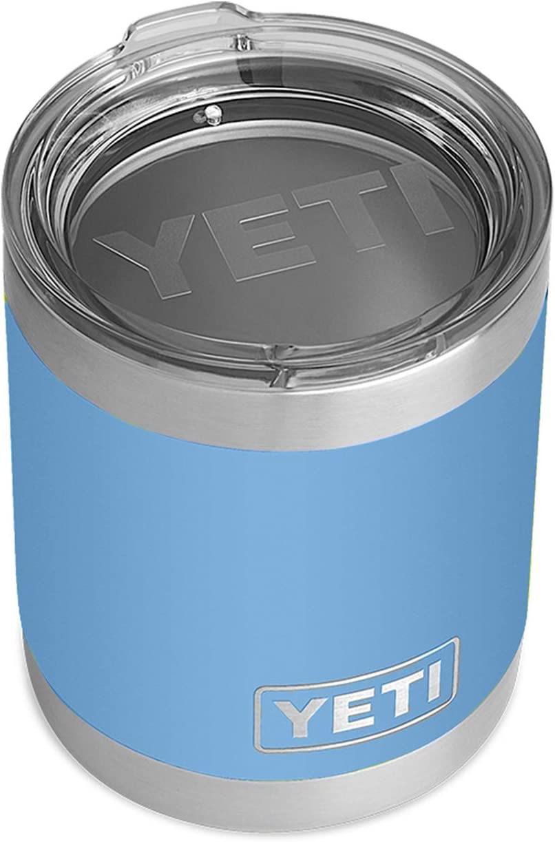 YETI Rambler Max 46% OFF 10 oz San Diego Mall Lowball Insulated Vacuum wi Steel Stainless