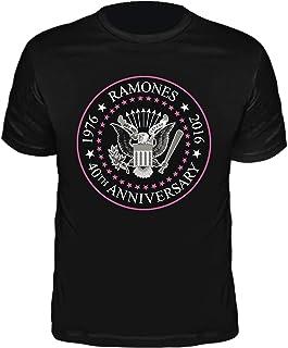 Camiseta Ramones 40th Anniversary