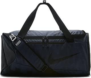 Men Alpha Adapt Duffel Bag - Thunder Blue/Black/Black, 61 x 28 x 28 cm