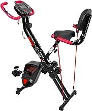 himaly F-Bike Mini-hometrainer, opvouwbaar, revalidatiepedaal, verstelbaar, voor armen en benen, geschikt voor fiets, home...