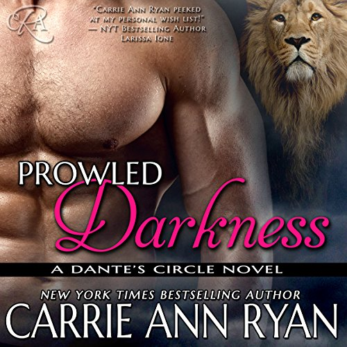 Prowled Darkness audiobook cover art