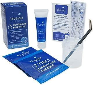 Bluelab CAREKITCON Conductivity Probe Care Kit for Plants, Clear