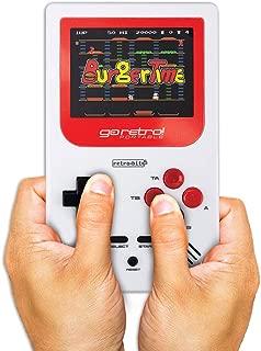 Go Retro Portable NES SNES SFC SEGA 250 games Build In Handhold System - Red/White