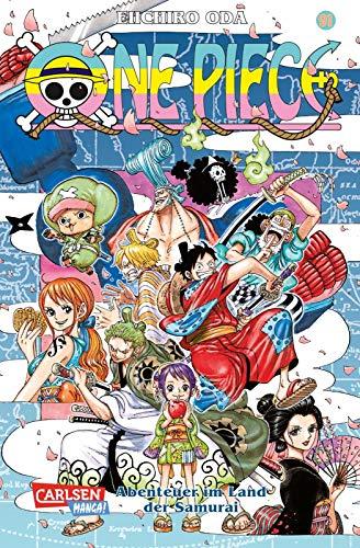 One Piece 91: Piraten, Abenteuer und der größte Schatz der Welt!