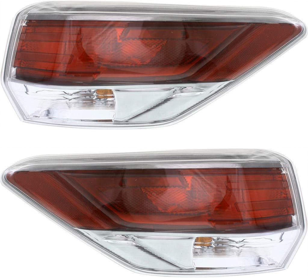 For Cheap sale Toyota Highlander Outer Tail Light Driver Long-awaited 2014 and 2016 2015
