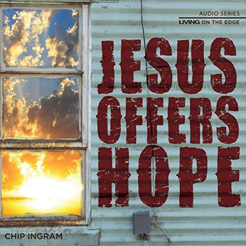 Jesus Offers Hope audiobook cover art