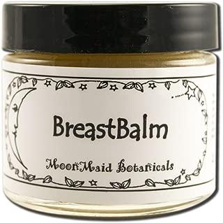 MoonMaid Botanical Breast Balm 2 oz