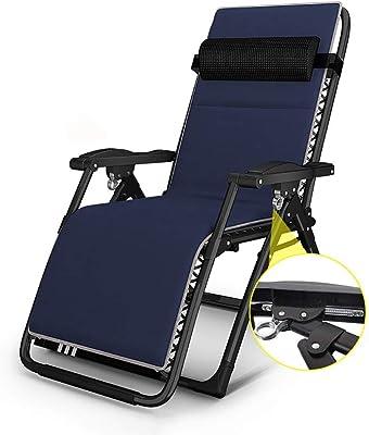 Amazon.com: Sillas Zero Gravity Sol Loungers Home Silla ...