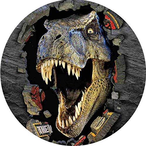 Tortenaufleger Dino12 / 20 cm Ø