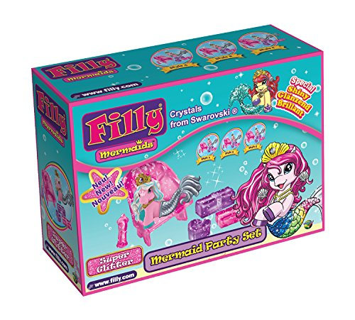 Dracco M063016 - Filly Mermaid, Party Set, bunt