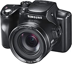 Samsung WB2100 16.4MP CMOS Digital Camera with 35x Optical Zoom, 3.0