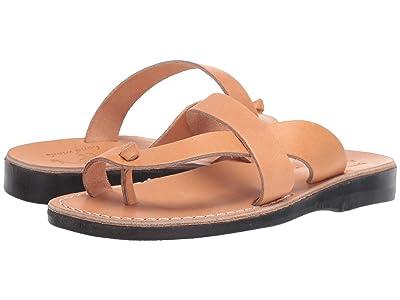 Jerusalem Sandals Tal (Tan) Women