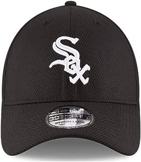 39THIRTY MLB Chicago White Sox, Diamond Era Classic Black Hat Size Medium/Large