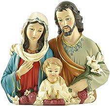 "4.5"" Holy Family Statue Catholic Religious Items Home Decoration"