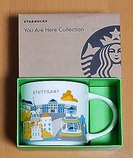 スタバ マグカップ You Are Here Collection シュツットガルト STUTTGART STARBUCKS