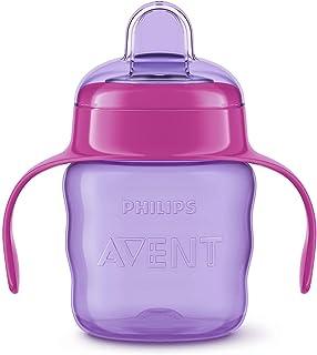 Philips Avent Spout Cup, 200 ml - Pink/Purple, SCF551/03