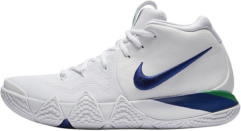 NIKE Kyrie Kyrie Kyrie 4 herr Basketball skor, vit  Deep Royal blå, Storlek 11 USA  kreditgaranti