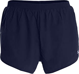 Fort Isle Men's Short Running Racing Shorts - Lightweight Breathable Quick Dry Gym Jogging Shorts