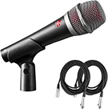 sE Electronics V7 Handheld Dynamic Microphone Bundle with 2 XLR Cables