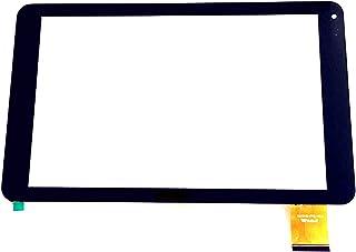 Negro EUTOPING ® De Nuevo 10.1 Pulgadas Reemplazar Pantalla tactil Digital para 10.1