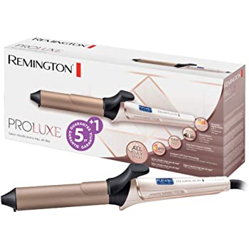 Revlon salón long-last rizador de pelo rosa Gold Pro Collection 32 mm: Amazon.es: Salud y cuidado personal