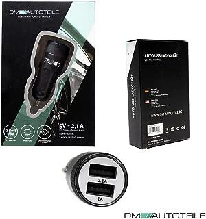 Rytaki Adapter f/ür Autozigarettenanz/ünder Auto zigarettenanz/ünder Adapter mit 3 Anschl/üssen 18W GPS 2,4A f/ür Smartphones Ausgang 5V Autoladeger/ät mit 2 3.0 USB Schnellladeanschl/üssen Autozubeh/ör