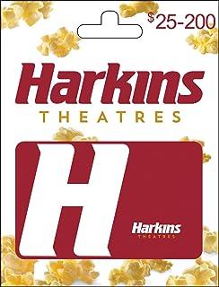 Harkins Theatres Gift Card