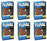 (6 Pack) Fluval Clearmax Phosphate Remover Filters, 3.5 Ounces, 3 Filters each
