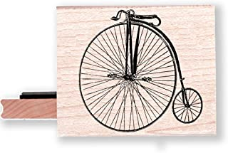 penny farthing stamp
