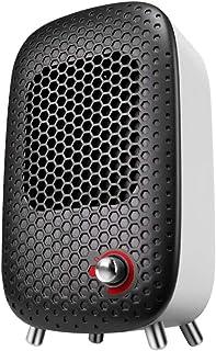 Radiador eléctrico MAHZONG Mini Calentador de Escritorio de Escritorio Personal de escritorio-500W