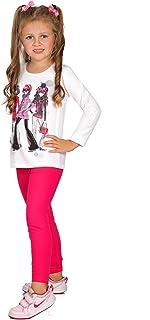 fe9b5a141 Amazon.es: 3 años - Leggings / Calcetines, medias y leggings: Ropa