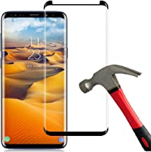 [Pack of 2] BALADOG Galaxy Note 9 Screen Protector, Cafetec [9H Hardness] [Anti-Fingerprint] Glass Screen Protector for Galaxy Note 9 Black
