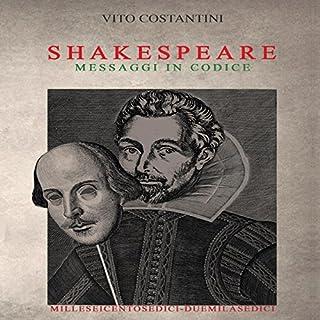 William Shakespeare: Messaggi in codice copertina