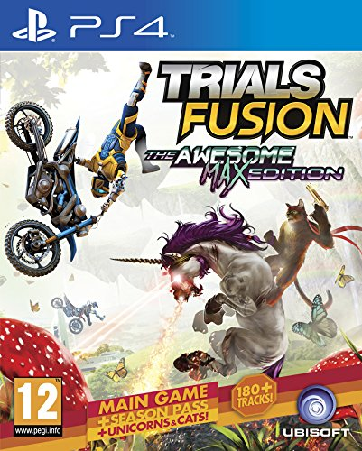 Trials Fusion Awesome - Max Edition PS4 [