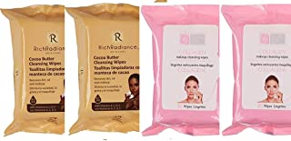 Best rich radiance cocoa butter wipes Reviews