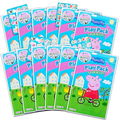 Peppa Pig Play Pack Grab n