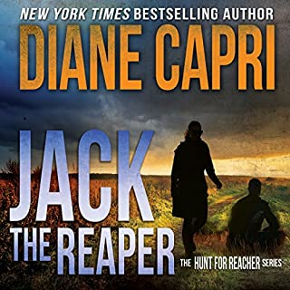 Jack the Reaper audiobook cover art