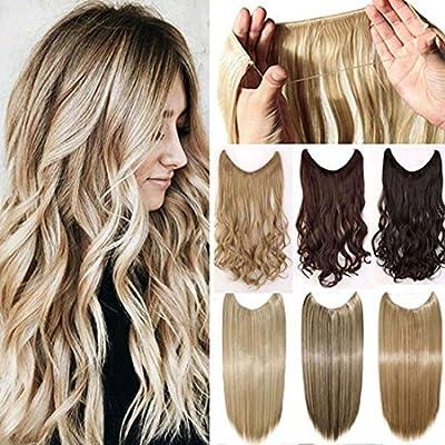 50cm Haarverlängerung Haarteil Extensions