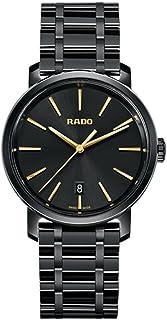 Rado - Reloj de hombre cuarzo suizo correa y caja de cerámica R14066152