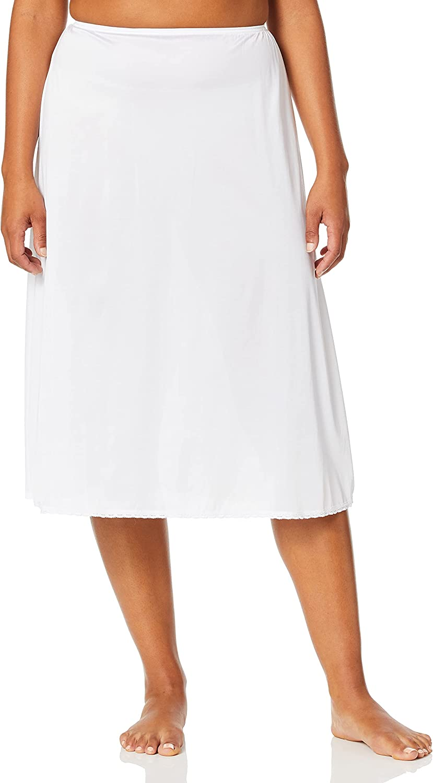 Vanity Fair Women's Satin Glance 30 Half Slip Some reservation Inch L Long Beach Mall 1171130 Sta