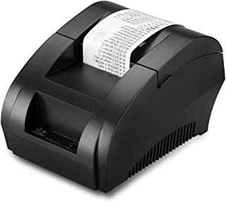 58MM USB Thermal Receipt Printer,Symcode High Speed Printing 90mm/sec, Compatible with ESC/POS Print Commands Set