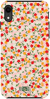 Macmerise IPCIXRTMS3468 Masaba Dense Floral - Tough Case for iPhone XR - Multicolor (Pack of1)