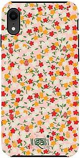 Macmerise IPCIXRTMS3468 Masaba Dense Floral - Tough Case for iPhone XR - Multicolor (Pack of1)